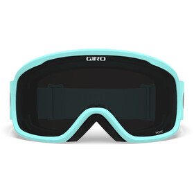 Giro Moxie Goggles cool breeze charcoal blocks/ultra black/yellow